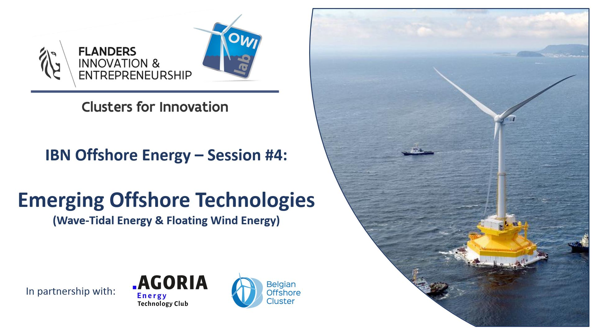 Emerging Energy Technologies - IBN-OE