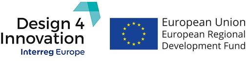 Logo van Design 4 Innovation