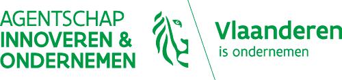 sponsorlogo van VLAIO