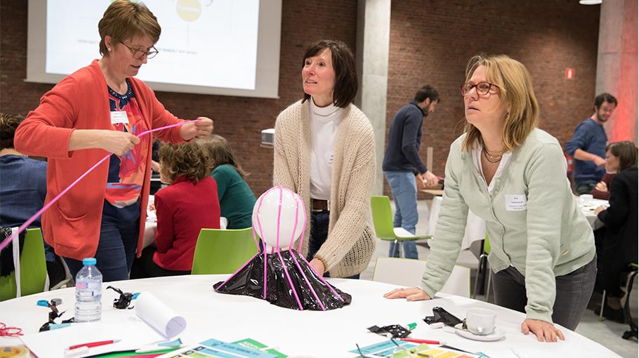 Innovatiekamp: bedenk dé ondernemende onderwijspraktijk van de toekomst