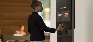 Bringme virtuele receptioniste in gebruik