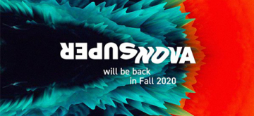 logo Supernova 'will be back in 2020'