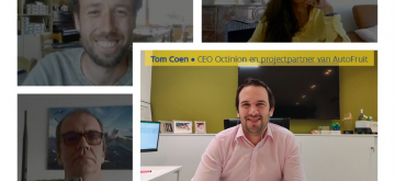 Tom Coen, CEO Octinion