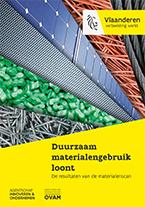 Cover brochure duurzaam materialengebruik loont