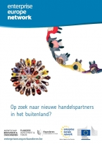 Cover brochure handelspartners in het buitenland