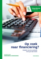 Cover brochure financiering